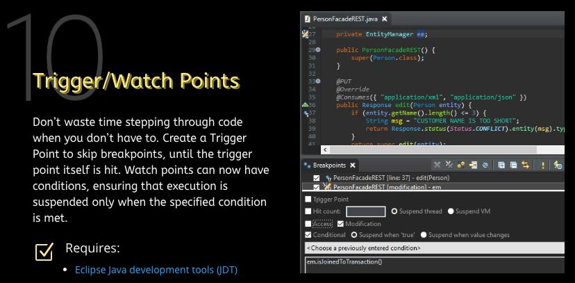 Eclipse Debug Javascript Project