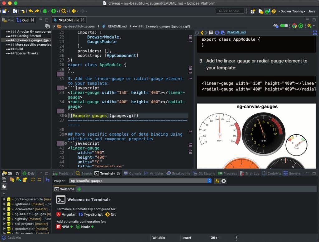 Best Markdown tool for Eclipse – Ever! – Wayne Parrott